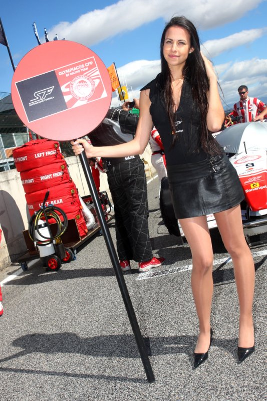 FIA GT3 Jarama